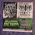 Napalm Death - Other Collectable - Napalm Death promo flyer