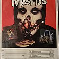 Misfits - Other Collectable - Misfits order form