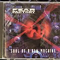 Fear Factory - Tape / Vinyl / CD / Recording etc - Fear Factory - Soul of a New Machine
