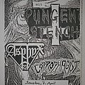 Pungent Stench - Other Collectable - Pungent Stench flyer