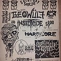Beowulf - Other Collectable - Beowulf flyer