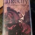 Atrocity Longing for Death cassette