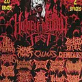 Cheese Grater Masturbation - Other Collectable - Horde of the Dead Fest mini poster