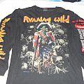 Pile of Skulls tour longsleeve 1993