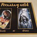 Death or Glory LP Yellow Border
