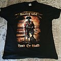 Running Wild - TShirt or Longsleeve - Lead or Gold t-shirt
