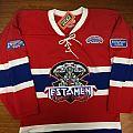 "Testament ""Brotherhood of the Snake"" Hockey jersey"