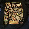 Trivium tour shirt