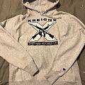 XREIGNX statement hoodie Hooded Top