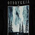 Ofdrykkja - Gryningsvisor T-shirt