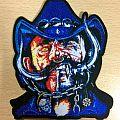 Motörhead - Patch - Lemmy/Snaggletooth patch