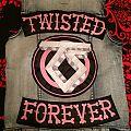 Twisted Sister Vest