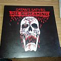 Satan's Satyrs - Die Screaming - Signed LP Other Collectable