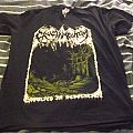 Cruciamentum - Engulfed in Desolation tshirt
