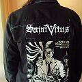 Saint Vitus - Battle Jacket - Never cross the dead!
