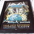 Havok framed poster Other Collectable