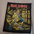 Iron maiden piece of mind patch