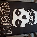 Misfits small backpatch