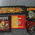 Death and trash patches