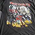 Iron maiden number of the beast TShirt or Longsleeve