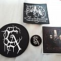 Collection carach angren patches