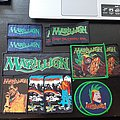 Marillion patch collection