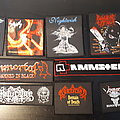 Metallica - Patch - Patch galore