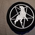 Marduk logo patch