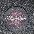 Nightwish logo patch cheap
