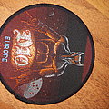 Dio europe vintage patch