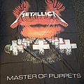 Metallica master of puppets flag Other Collectable