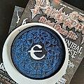 Eluveitie - Patch - Eluveitie round blue logo patch