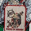 Slayer - Patch - Slayer south of heaven patch original