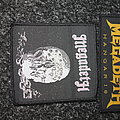 rare megadeth patches
