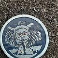 Rush fly by night original patch