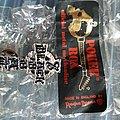Black sabbath 80s poker cross pin