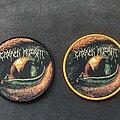 Carach angren - lammendam woven patch