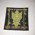 Type o negative patch green man