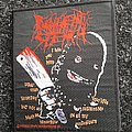 Pungent stench dirty rhymes patch