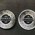 Insomnium shadows of the dying sun woven patch