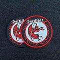Sortilege - Patch - Official sortilège s/t patch