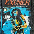 Exumer - Patch - Exumer - rising from the sea backpatch