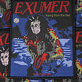 Exumer - Patch - Exumer rising from the sea and the raging tides patch