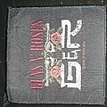 Gnr guns n roses logo patch