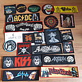 Rare vintage patches