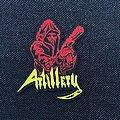 Artillery - Patch - Official artillery fear of tomorrow patch