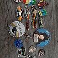 Dio - Pin / Badge - Dio, rainbow, sabbath pins