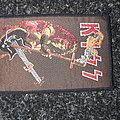 Kiss guitar patch cheap
