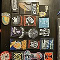 Helloween - Patch - New arrivals ridicilously ugly patches