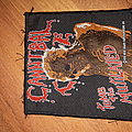 Cannibal corpse vintage patches